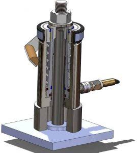Hydraulik-Powertools-Genomskarning-av-Powertools-halcylinder